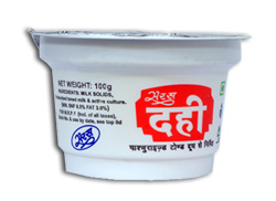 Dahi Cup 100 Gm